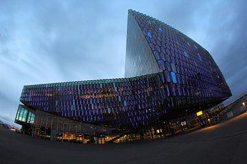 Harpa Reykjavík Concertzaal van Patrick Lohmüller