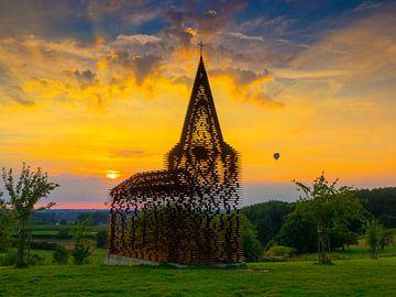 Het doorzichtige kerkje van Henk Goossens