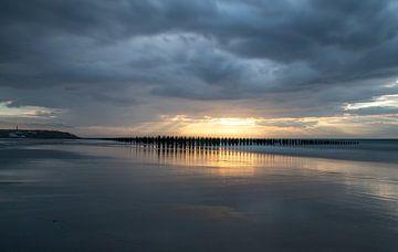 Stormy skies, Wissant van M. Cornu