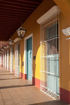 Tropischen Farben von Margot van den Berg