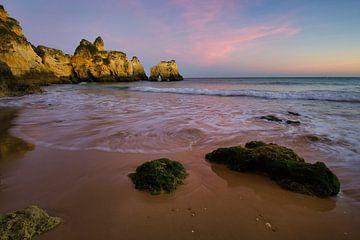Algarve-kust van Samuel Houcken