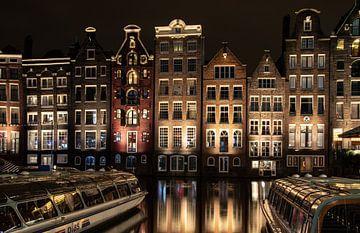 Amsterdam Damrak van Erika Schouten
