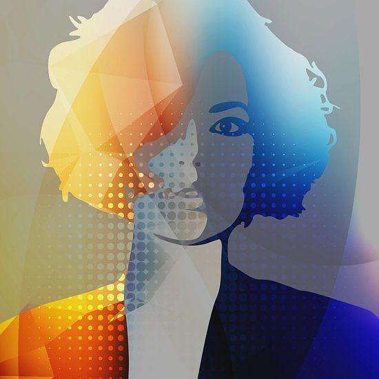 Dot Woman