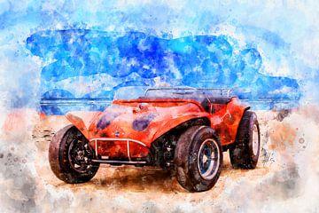 Myers Manx Dune Buggy von Theodor Decker