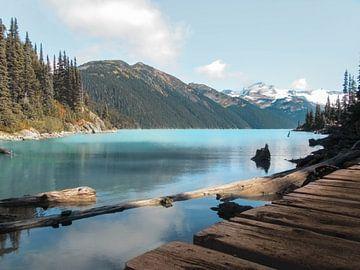Garibalidi-See, BC, Kanada von Daan Duvillier