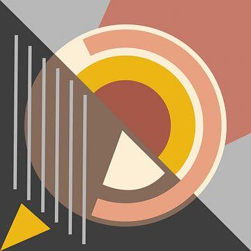 Moderne geometrische Zusammenfassung von Thea Walstra