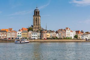 Stadsfront Deventer van