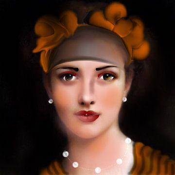 Vrouw van Raina Versluis