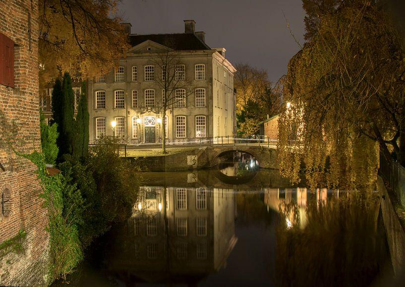 Amersfoort bei Nacht von Connie de Graaf