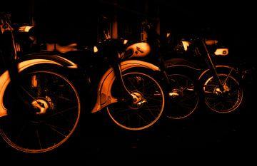 Die Goldene Zeiten für Deutscher Mopeds von Bart van Dam