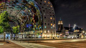Markthalle Rotterdam (Markthal) von Rene Siebring