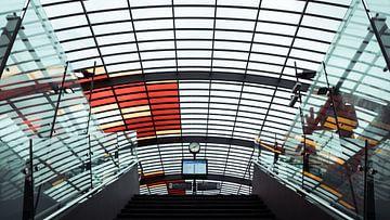 Amsterdam Central von Marc Kleen