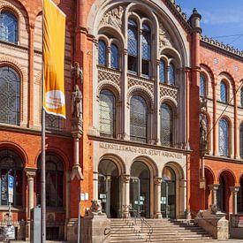 Künstlerhaus, Hannover, Niedersachsen, Deutschland, Europa von Torsten Krüger