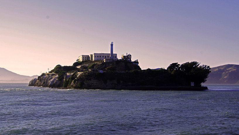 The Rock Alcatraz van Michiel Heuveling