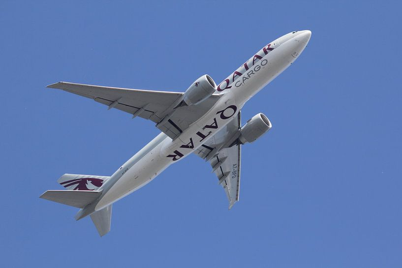 Qatar A7-BFD  van Joan Plaatsman