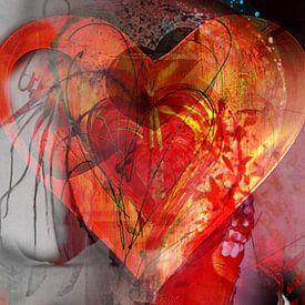 True love van Kirsti's Kunst