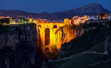 Ronda, Andalusië, Spanje van Frank Peters