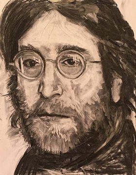John Lennon van Bert Jan Nieuwenhuize