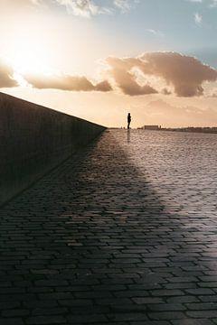 Antwerpener Kaianlagen von Matthijs Van Mierlo
