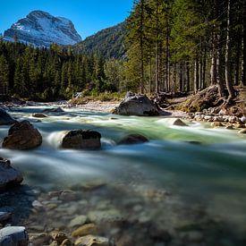 Rio di Fanes e Vallon Bianco - Veneto - Italien von Felina Photography