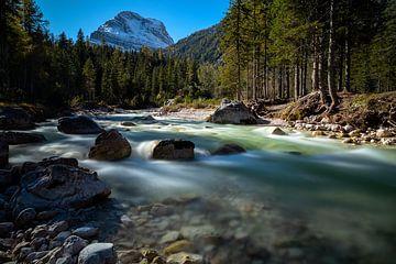Rio di Fanes e Vallon Bianco - Veneto - Italien