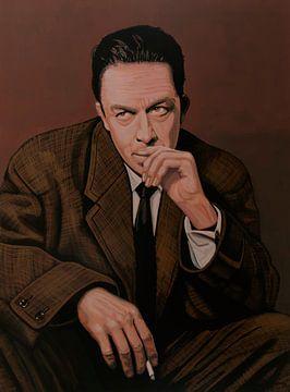 Albert Camus Gemälde