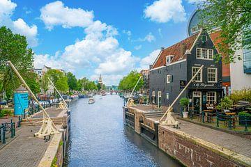 De Oudeschans in Amsterdam van Ivo de Rooij