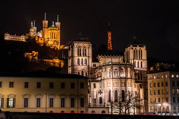 Lyon la nuit, un classique sur Ivo de Rooij