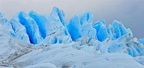 IJsberg de Perito Moreno in Patagonië