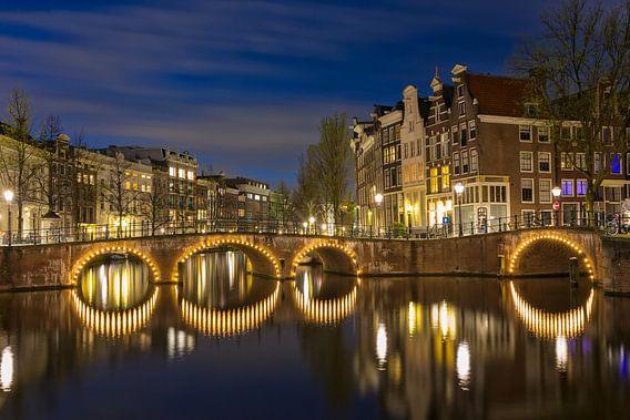 Prinsengracht - Amsterdam van Thomas van Galen