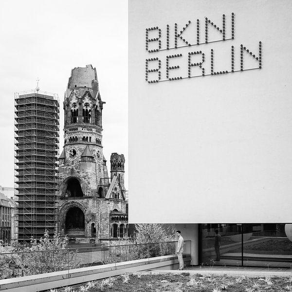 Bikini Berlin & Gedächtniskirche van Eriks Photoshop by Erik Heuver