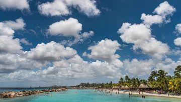 Curacao, Seaquarium beach von Keesnan Dogger Fotografie