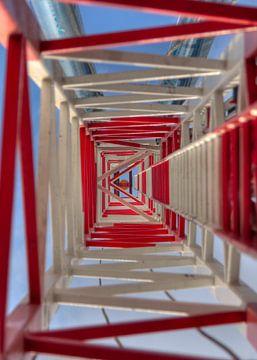 Rood wit von Guido Akster