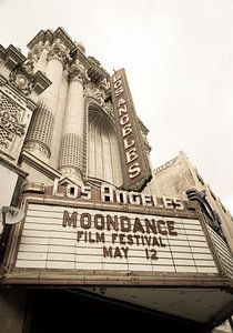 Los Angeles, theater op Broadway van