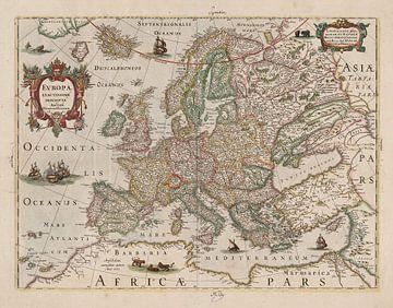 Europa Exactissime Descripta von