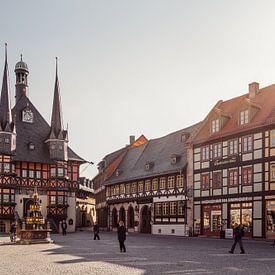 Marktplaats Wernigerode van Oliver Henze