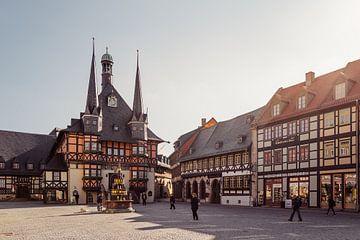 Marktplaats Wernigerode