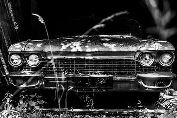 Cadillac - klassieke auto van Stephan Zaun