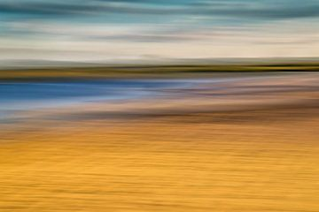 Op het strand van Marga Vroom