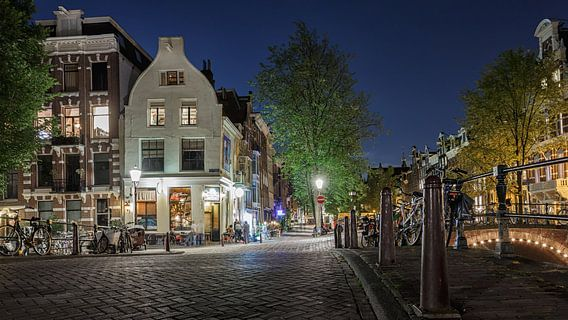 Streets of Amsterdam van Scott McQuaide
