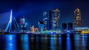 Éclairage - Rotterdam sur