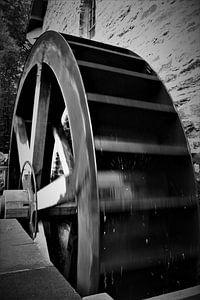 Wassermühle von Hannelore