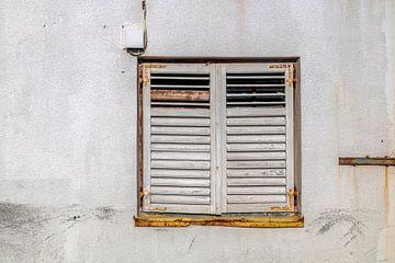 Luiken Urban textuur industrieel roest van André Russcher