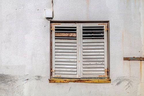 Luiken Urban textuur industrieel roest