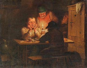 Der Brief, um 1600 von Atelier Liesjes