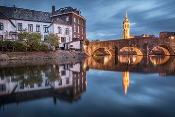 De Stenen brug, Roerkrade, Roermond sur Lubos Krahulec