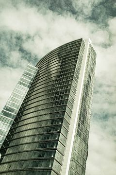 Glazen Facade von Klaas Leussink
