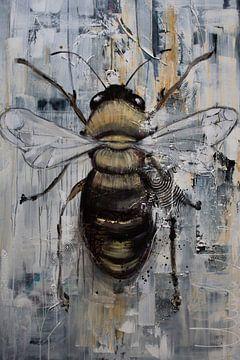 Bienenkönigin von Ursula Aubri