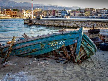 Grieks scheepswrak von Jacco Bezuijen