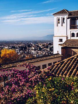 Granada – Generalife sur